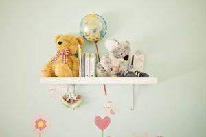 рафт за детска стая