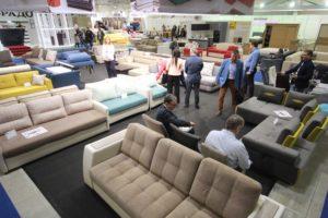 мебели изложение