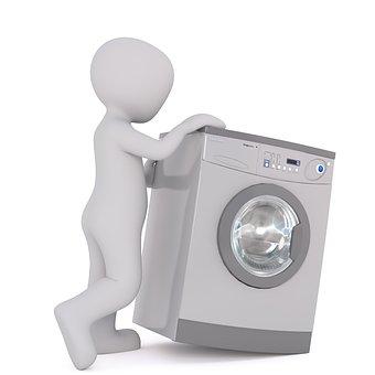 инсталиране на пералня